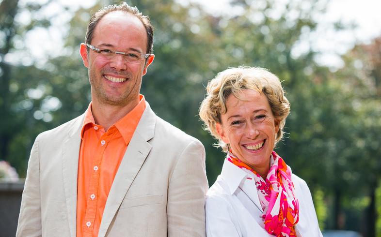 Karim en Anneke
