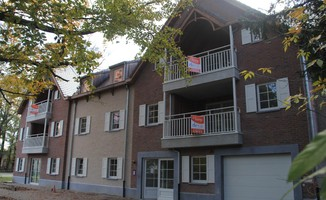 Parkresidentie 't Ruytjeshof in Kalmthout