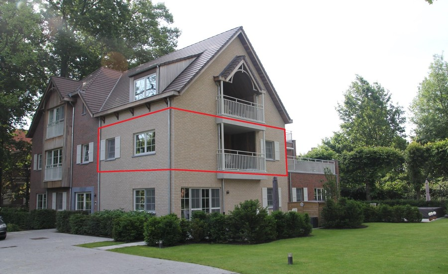 Appartement in Kalmthout