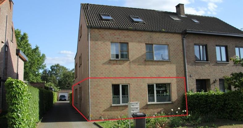 Appartement te huur in Kalmthout